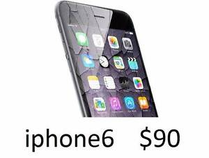 iphone6 screen $90__iphone 6+ screen $120 _Samsung Unlocking Strathfield Strathfield Area Preview