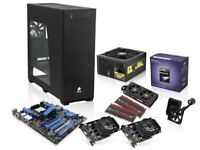 Building gaming pc