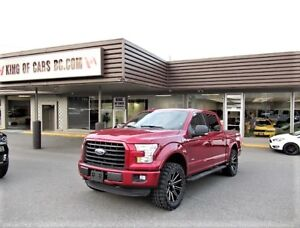 2016 Ford F-150 FX4 SUPERCREW ECOBOOST