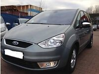 Ford Galaxy 2009 ready for breaking from a low mileage