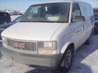 2003 GMC Safari SL Cargo Van