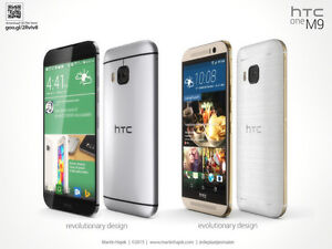 HTC ONE M9 32G  Brand new unlocked  ONLY $499 (tax included)