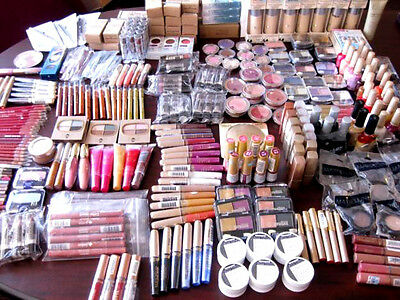 20 Makeup Items New Wholesale Joblot Revlon Bari CK Wet n Wild Make Up