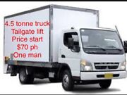 Hire removalist man with van truck cheap removals furniture Thornbury Darebin Area Preview