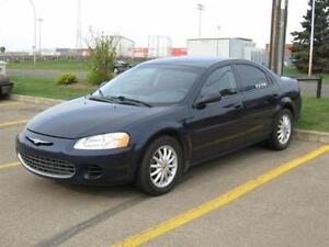 2002 Chrysler Sebring Berline