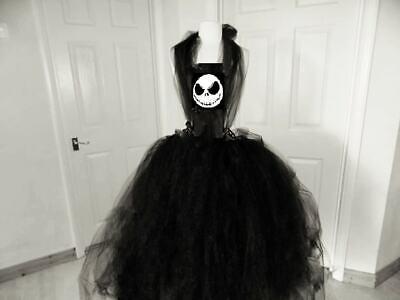 Ladies Jack Skellington Nightmare Before Christmas Inspired Halloween Costume