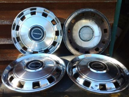 **REDUCED**1970s FORD Fairlane Hubcaps set x4 Summerland Point Wyong Area Preview