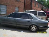 bmw serie 7      1988 a 1993