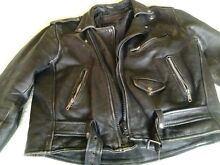 Brando Leather Jacket Redlynch Cairns City Preview