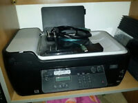 Just Like new Lexmark s405 Ink Wifi, Fax, Scanner Printer, All wires etc. Fully working wireless