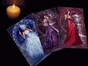 Psychic Gallery in-depth Tarot cards & Palm Readings Edmonton Edmonton Area image 2