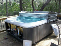 Hot Tub Spa Electrical Moving Base Delivery Installation