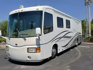 IMMACULATE 38 FT  TRAVEL SUPREME DIESEL PUSHER