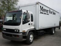 Mover For Sure (306) 881 8863