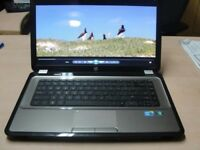 "LAPTOP HP G6, DUAL CPU NOTEBOOK 15.6"".HDMI,WEBCAM,4GB RAM. 500GB HD, WINDOWS 7/OFFICE 2010,CHARGER"