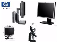 HP LP2065 professional TFT LCD monitor with VESA mounting/ fully functioning