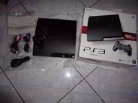 PS3 + 11 Games