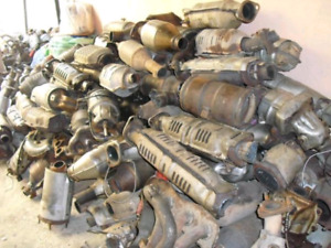 catalytic converter top value and paid