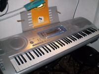 Quick sale - CASIO WK 3000 - fully working - only £60 !