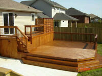 DECKS built with QUALITY BEST PRICE !!! Visa/MasterCard ACCEPTED