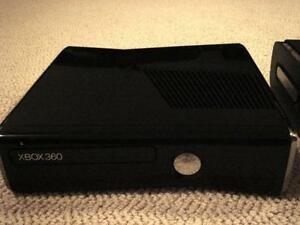 Xbox 360 slim with 50+ games