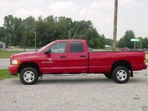 2005 DODGE RAM 2500 SLT Pickup Truck