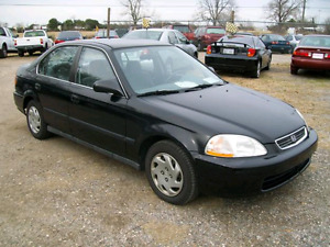 1997 honda civic ONLY 300$ NEED GONE TODAY BEST OFFER