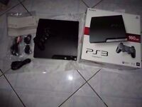 PS3 + 11 Games