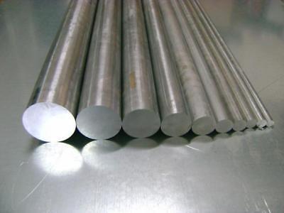 Barra Redonda en Aluminio 11S Diámetro 50MM Larga 5CM