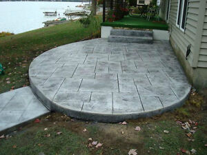 SHED PADS  & HOT TUB PADS London Ontario image 2