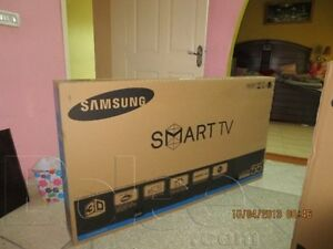Free new TV, first come first served