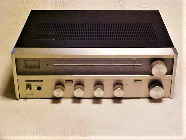 Vintage Harmon Kardon HK340 AM/FM Stereo Receiver
