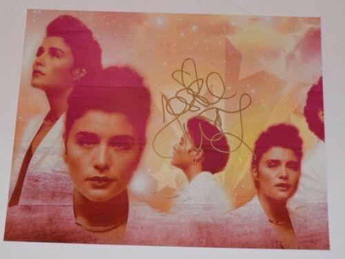 Jessie Ware Signed Autographed 11x14 Photo COA VD