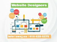Contact Us For Website Design & Maintenance