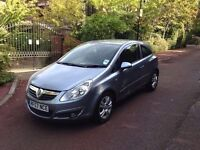 VAUXHALL CORSA AUTOMATIC 2008 EXCELLENT CONDITION LOW MILES ONLY DONE 70k DRIVES PERFECT