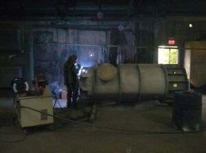Custom Powder Coating Solutions For Your Industrial Application!