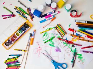 Art 4 kids   ✂ ✏ Perth Perth City Area Preview