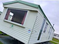 Static caravan for sale ocean edge holiday park payments options available 12 months season