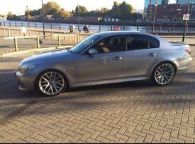 BMW 520D M SPORT 10 MOT MAY PX OR SWAP