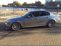 BMW 520D M SPORT 10 MOT MAY PX OR SWAP