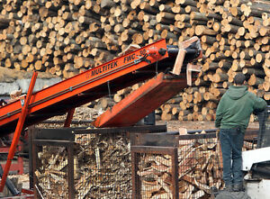 Unlimited Supply Of Processed Seasoned Firewood GTA