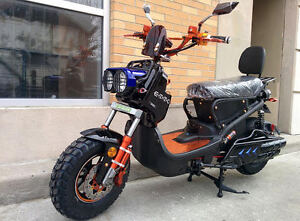 Emmo Monster S Ebike 72 volt Rad looking and Powerful!