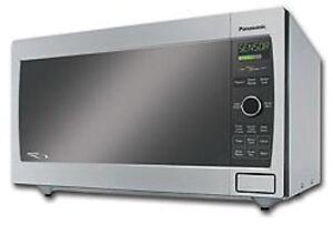 Panasonic Stainless Microwave