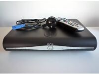 SKY+HD Box 500GB WPS WIFI with remote, power cable & HDMI
