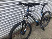 Trek mountain bike 4300