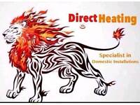 Direct Heating and Plumbing..Specialists Gas Engineers/Man.. Affordable and Trustworthy...