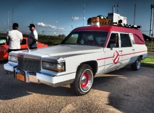 Ghostbusters Ectomobile !