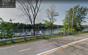 Boat Dock for lease until end of season