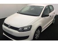 Volkswagen Polo 1.2 ( 60ps ) ( a/c ) 2010MY S FROM £18 PER WEEK