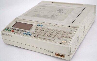 Hewlett Packard 200i Pagewriter Interpretive Ecg Machine Unit Parts